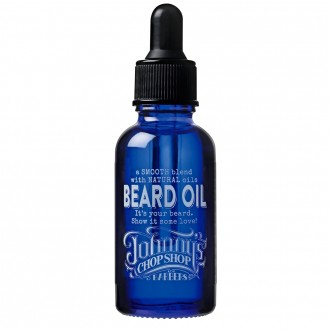 Johnny's Chop Shop Beard Oil 30 mL
