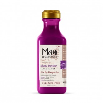 Maui Maui Moisture Heal & Hydrate + Shea Butter Conditioner 385 mL