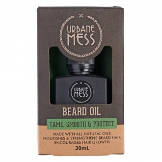 Urbane Mess Beard Oil 30 mL