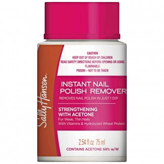 Sally Hansen Nail Polish Remover Pot Strengthening 75 mL