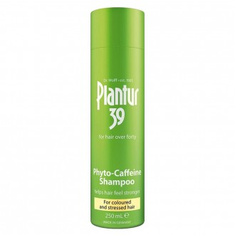 Plantur39 Phyto Caffeine Shampoo for Coloured Hair 250 mL