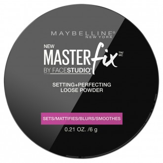 Maybelline Master Fix Setting + Perfecting Loose Powder 6 g
