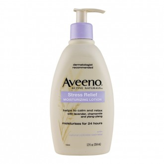 Aveeno Stress Relief Lotion 354 mL