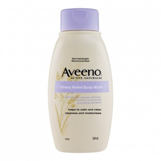 Aveeno Stress Relief Body Wash 354 mL