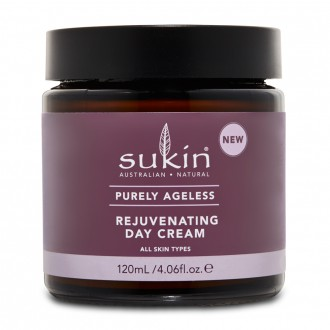 Sukin Purely Ageless Rejuvenating Day Cream 120 mL