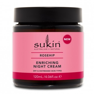 Sukin Rosehip Enriching Night Cream 120 mL