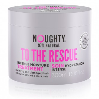 Noughty To The Rescue Intense Moisture Treatment 300 mL