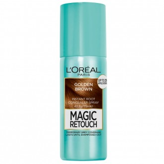 L'oréal Paris Magic Retouch 10 Golden Brown 75 mL