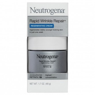 Neutrogena Rapid Wrinkle Repair Regenerating Cream 48 g