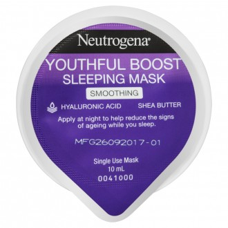 Neutrogena Youthful Boost Smoothing Sleeping Mask 10 mL