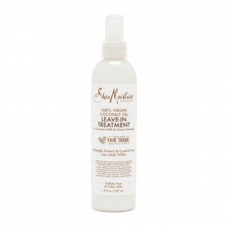Sheamoisture 100% Coconut Oils Daily Hydration Leave In Treatment 226 mL