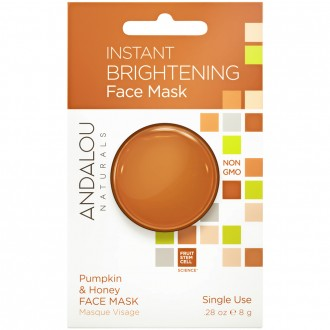 Andalou Naturals Instant Brightening Face Mask Pod 8 g