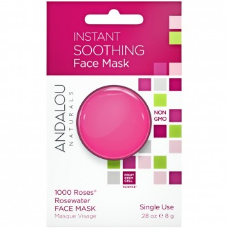 Andalou Naturals Instant Soothing Face Mask Pod 8 g