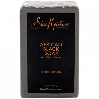 Sheamoisture African Black Soap With Shea Butter 230 g