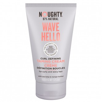 Noughty Wave Hello Curl Defining Taming Crème 150 mL