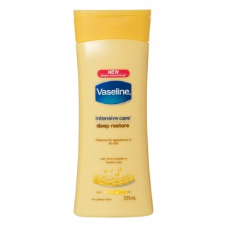 Vaseline Intensive Care Body Lotion Deep Restore 225 mL