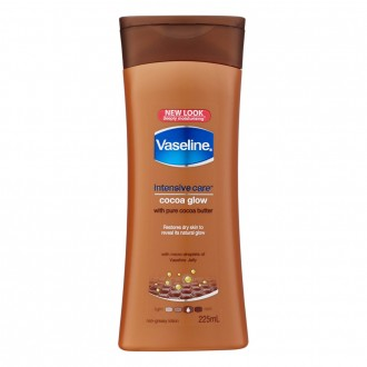 Vaseline Intensive Care Body Lotion Cocoa Glow 225 mL