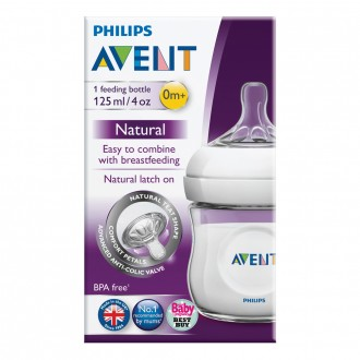 Philips Avent Baby Feeding Bottle 1 ea