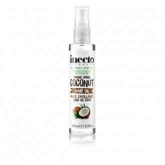 Inecto Divine Shine Coconut Hair Oil 100 mL