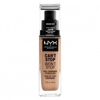 Nyx Professional Makeup Can't Stop Won't Stop 24 Hour Foundation 30 mL