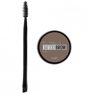Maybelline Tattoo Brow Pomade 3.5 mL (01 Taupe)