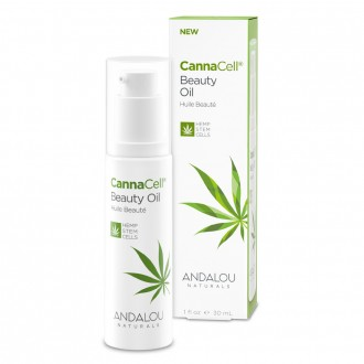 Andalou Naturals CannaCell® Beauty Oil 30 mL