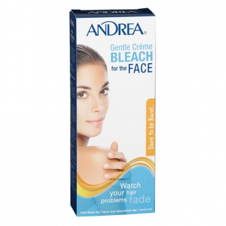 Andrea Gentle Crème Bleach for the Face 1 pack