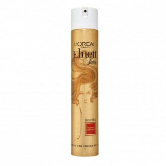 L'oreal Paris Elnett Satin Normal Strength Hairspray 400 mL