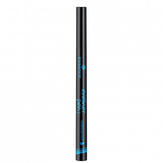 Essence Eyeliner Pen Waterproof in 01 Deep Black 1 mL