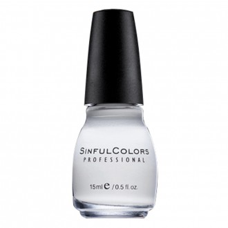 Sinfulcolors Nail Enamel - Cream 15 mL