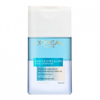 L'oreal Paris Dermo-Expertise Gentle Makeup Remover - Waterproof 125 mL