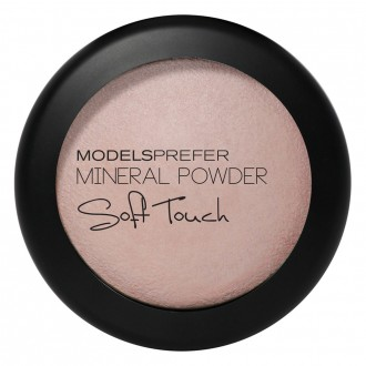 Models Prefer Soft Touch Mineral Powder 10 g (Photo Ready)
