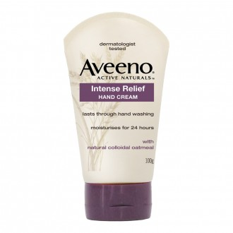Aveeno Intense Relief Hand Cream 100 g