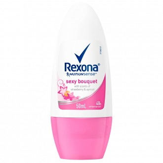 Rexona Antiperspirant Roll On Deodorant Sexy Bouquet 50 mL