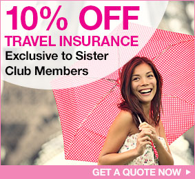 10% off Sister Club offer