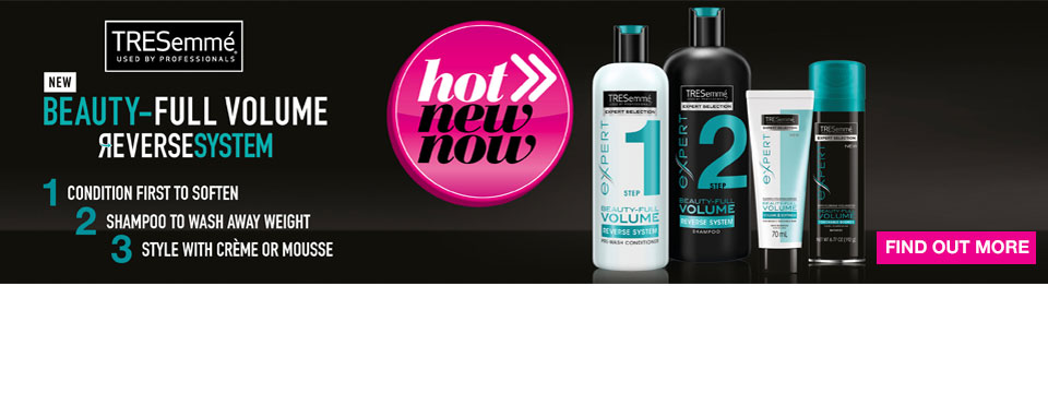 TREsemme Beauty- Full