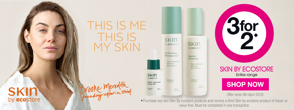 Skin by Eco Store Supplier Promotion
