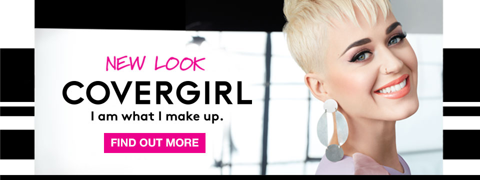 Covergirl NEW LOOK