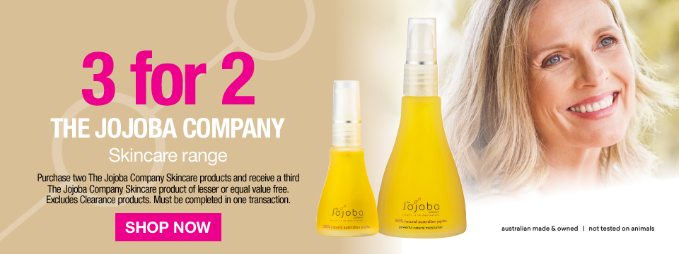 3 for 2 JOJOBA COMPANY