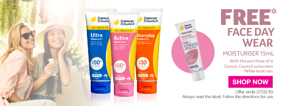 Buy Sun Protection - Skincare Products Online | Priceline