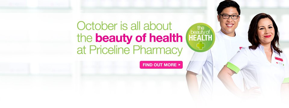 Celebrate the Beauty of Health this October