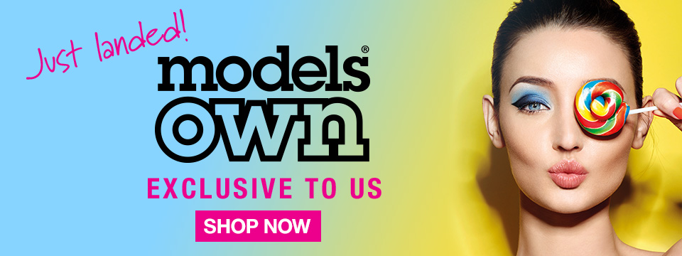 Models Own -  EXCLUSIVE - SHOP NOW