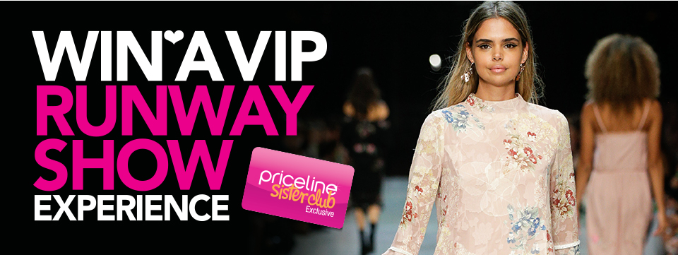 Win a VIP Runway Show Experience