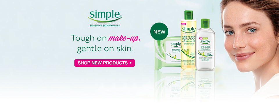 Shop New Simple Products