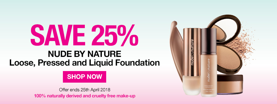 Nude by Nature Flawless Foundation