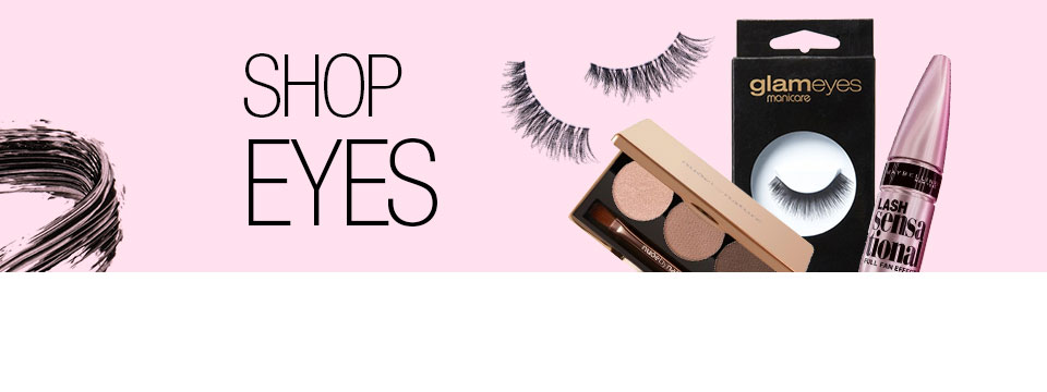 Festival of Beauty: Shop Eyes