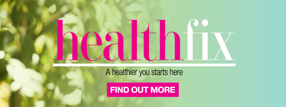 Health Fix a Healthier You Starts Here