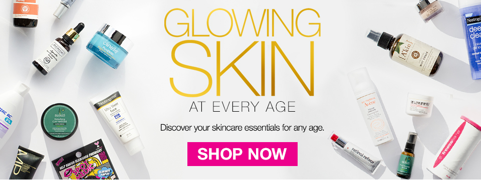 Glowing Skin at Every Age