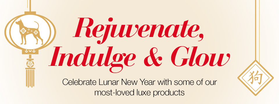 Rejuvenate, Indulge and Glow