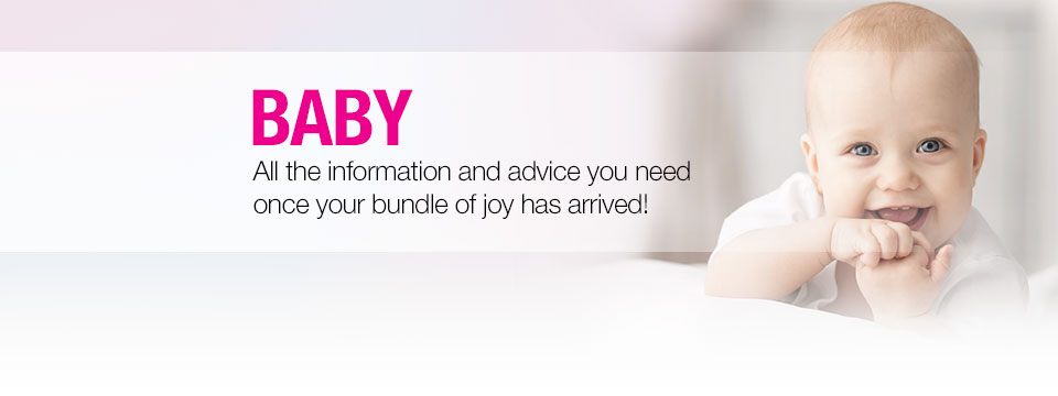 Priceline Pharmacy's Mum and Bub Hub - Baby